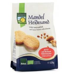 Nu am primit !! Bohlsener Mühle – Biscuiți bio/ecologici din făină de alac, cu unt și migdale, 125g