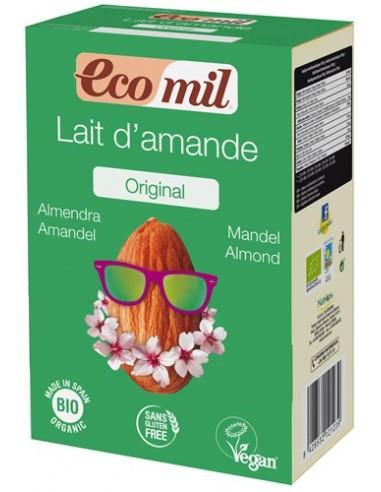 Ecomil – Pudra BIO instant pentru bautura de migdale original, 800g