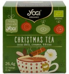 Yogi Tea – Ceai BIO de Craciun, 26,4g