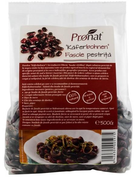 """""""Käferbohnen"""" - Fasole pestrita, 500g"""