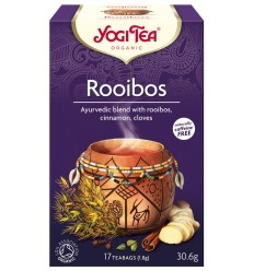 Ceai Bio ROOIBOS Yogi Tea