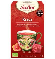 Ceai Bio de TRANDAFIRI 34 g Yogi Tea