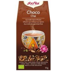 Ceai Bio CHOCO vrac Yogi Tea 90g