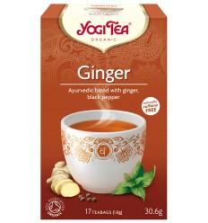 Ceai Bio de Ghimbir Yogi Tea