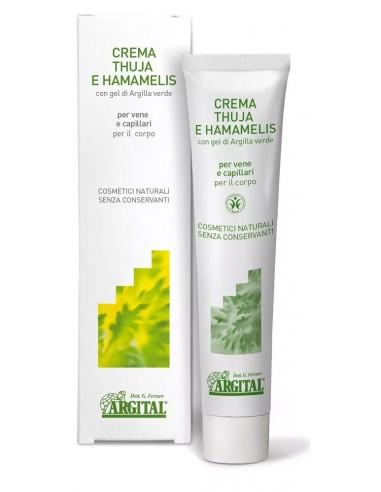 ARGITAL – Crema BIO de Tuia si Hamamelis, 75ml
