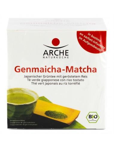 Arche - Genmaicha Matcha - Ceai verde japonez, 15g