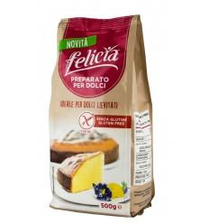 FELICIA – Faina de orez pentru prajituri, fără gluten, 500g