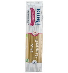 BIORI – Spaghetti bio din faina de orez integral, 250 G