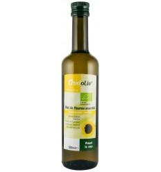 Ulei de floarea soarelui Bio Crudolio - 500 ml