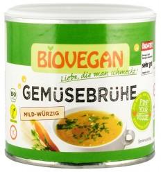 Supa de legume BIO, usor picanta, 150g Biovegan