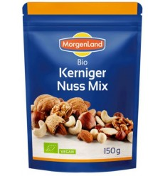 Morgenland – Mix BIO de nuci, alune, migdale si caju, 150g