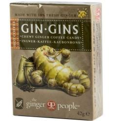 GIN GINS – BOMBOANE MOI CU GHIMBIR SI CAFEA, 42G
