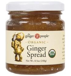 The ginger party - Gem Bio de ghimbir, 240 g