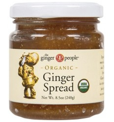 The ginger party - Gem Bio de ghimbir, 240g