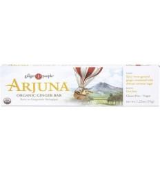 ARJUNA – BATON ECOLOGIC DE GHIMBIR CU ZAHAR DE COCOS, 35G
