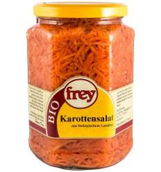 FREY – Salata BIO de morcovi 650g/370g