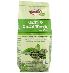 Cafea & Cafea verde BIO – 250 g