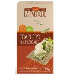 La Fabrique – Paine crocanta bio mulicereale, 165 g
