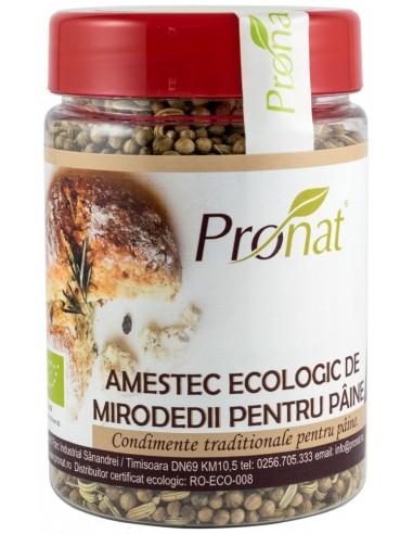 Amestec ecologic de mirodenii pentru pâine.