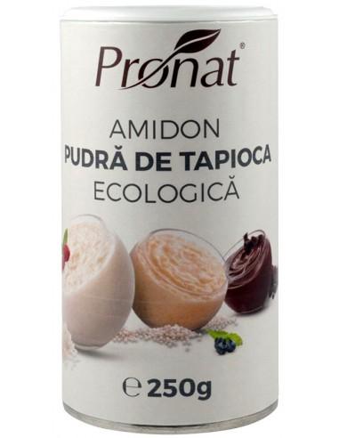 Amidon - Pudră de Tapioca Ecologică, 300g