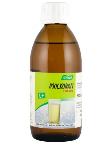 A. Vogel - Molkosan Original - Concentrat de zer fermentat, 200 ml