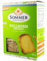 Sommer – Paine integrala bio din grau, crocanta, neindulcita, Demeter 200 gr