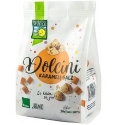 Bohlsener Muhle – Dolcini biscuiti BIO cu caramel si sare, 125 g