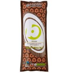 King Soba – Taitei BIO din hrisca cu quinoa, 250g