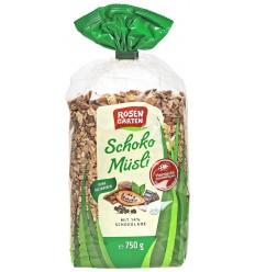 ROSEN GARTEN – Musli bio cu ciocolata, 750 g