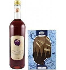 Pachet - Vin de porumbe si ciocolata