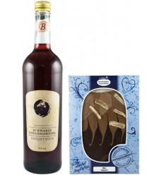 Pachet - Vin de coacaze si ciocolata
