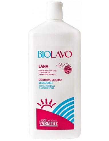Detergent super- concentrat pentru lână şi ţesături fine 1L