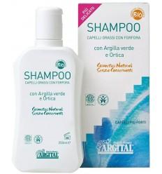 Şampon anti mătreaţă şi pentru păr gras