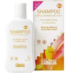 Şampon pentru păr blond