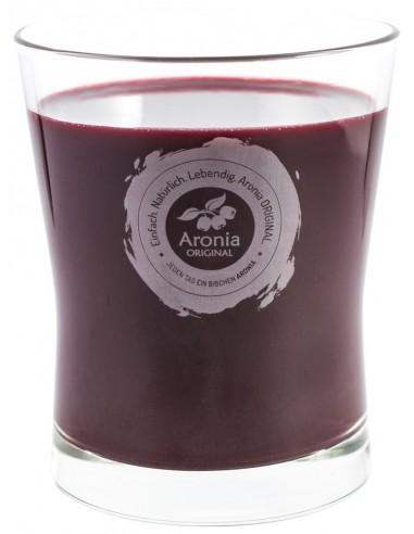 ARONIA ORIGINAL – Pahar de sticla cu dozaj ARONIA ORIGINAL