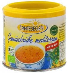 Erntesegen - Supă de legume ecologică mediteraneană, 125g