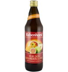"RABENHORST - ""SETE SANATOASA"", SUC PUR DE MERE, PORTOCALE SI GUAVE, 0.75 L"