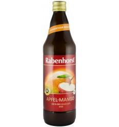 RABENHORST - SUC BIO PUR DE MERE SI MANGO, 0.75 L
