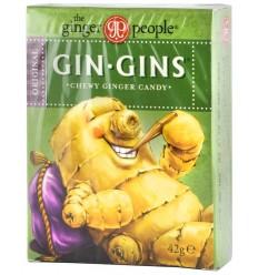 GIN GINS – BOMBOANE MOI CU GHIMBIR, 42G