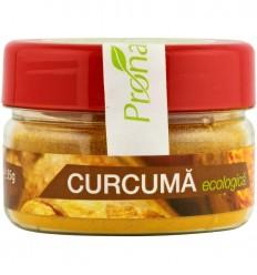 Curcuma BIO (Turmeric), 35gr