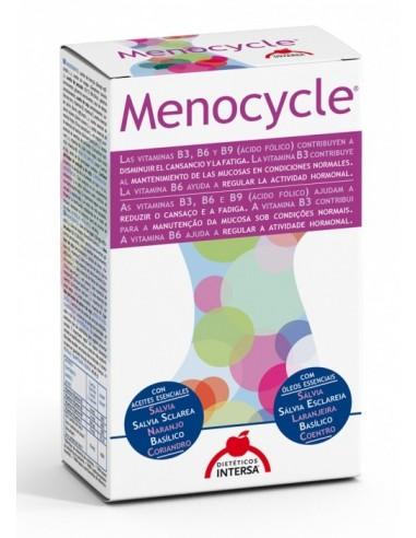 Dieteticos INTERSA - Menocycle®, 60 comprimate