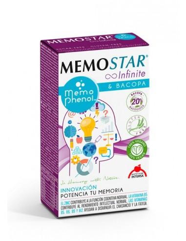 Dieteticos INTERSA - Memostar® Infinit, 60 capsule