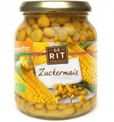 De Rit Organics - Porumb dulce, 340g/230g