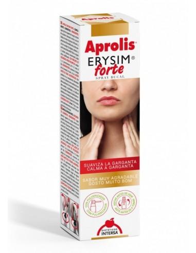 APROLIS – ERYSIM forte, spray bucal cu propolis, 20 ml