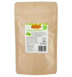 Birkengold – Pulbere pentru dantura cu menta, 100 g