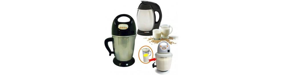 Aparate pentru lapte de soia & Co