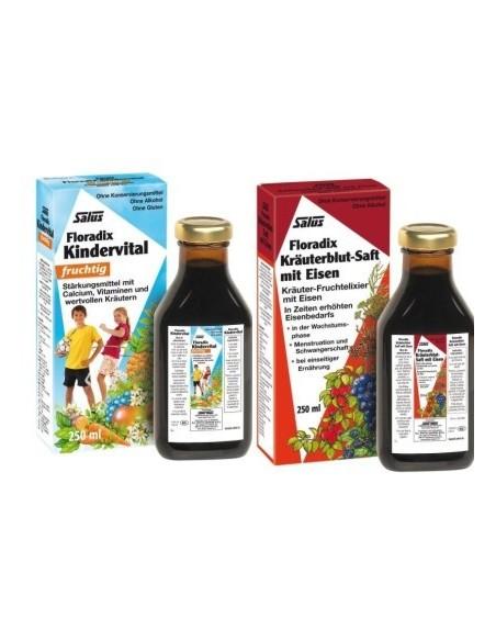 Sucuri pure 100% din plante medicinale