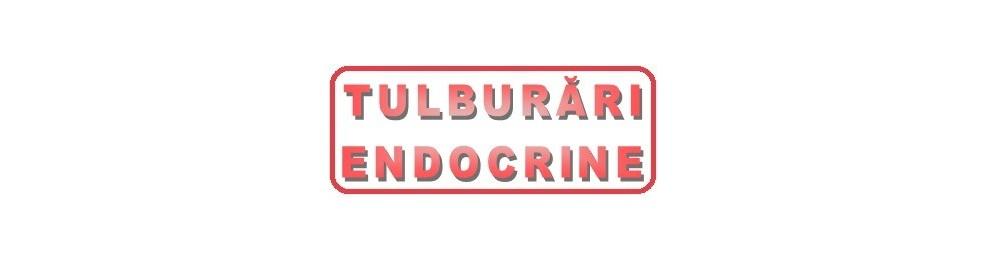 Tulburari endocrine