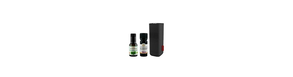 Aromaterapie si uleiuri antiseptice
