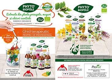 PHYTO BIOPOLE - Ghid terapeutic pentru uz profesional
